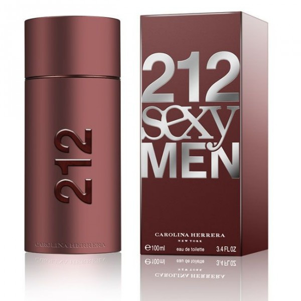 Carolina Herrera 212 Sexy Men